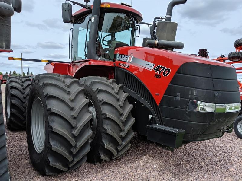 2017 Case IH Steiger 470 HD Tractor