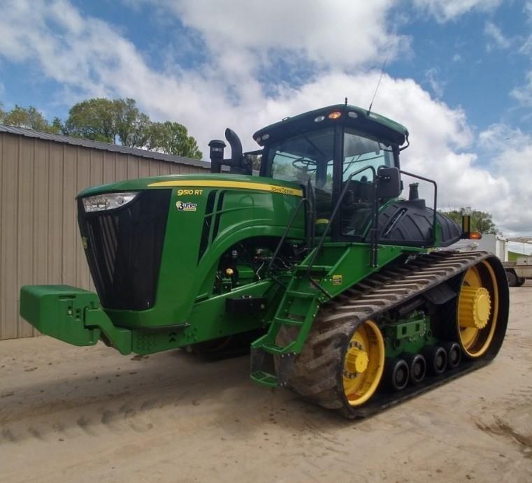 2012 John Deere 9510RT Tractor