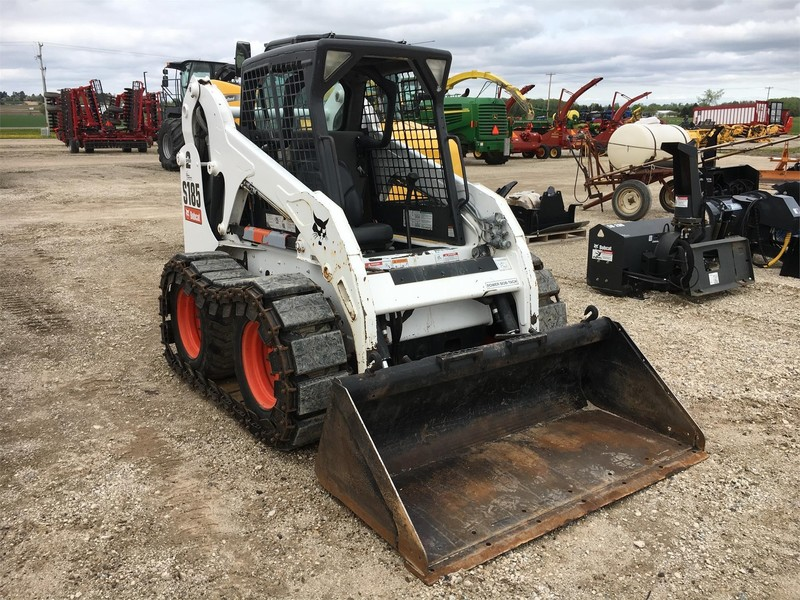 Used Bobcat Skid Steers for Sale | Machinery Pete