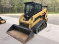 2017 Caterpillar 257D Skid Steer