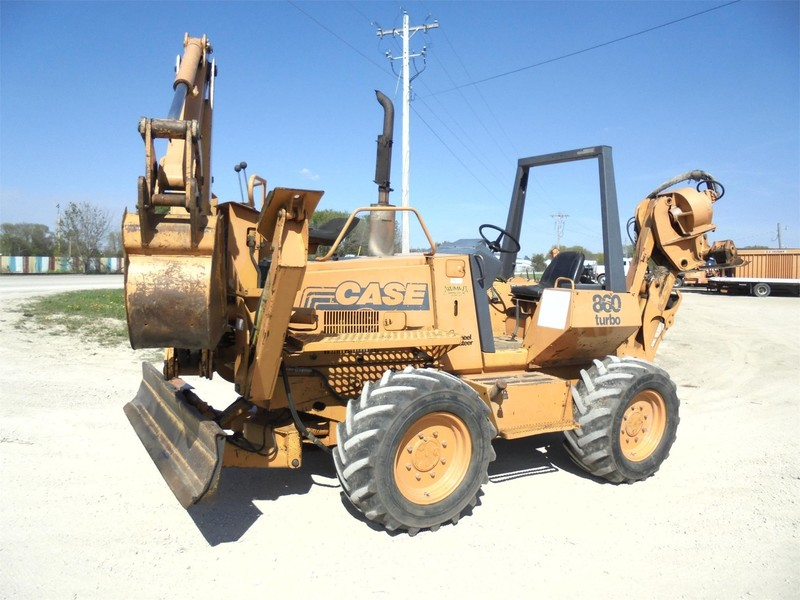 Used Trenchers for Sale | Machinery Pete