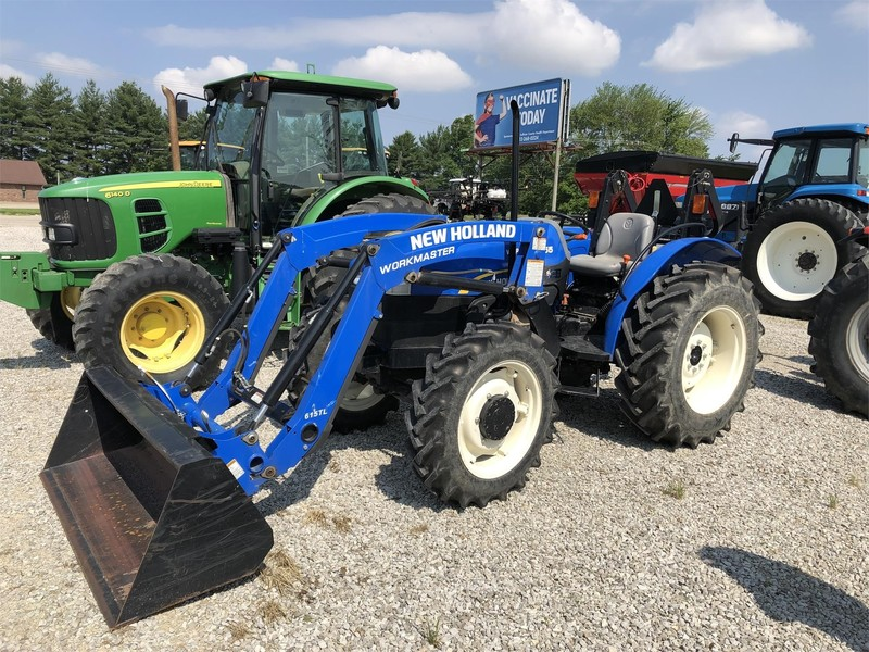 Used Tractors 40-99 HP for Sale | Machinery Pete on