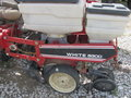 White 6342 Planter