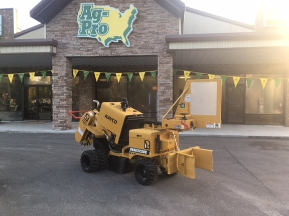 2019 Rayco RG55X Forestry and Mining