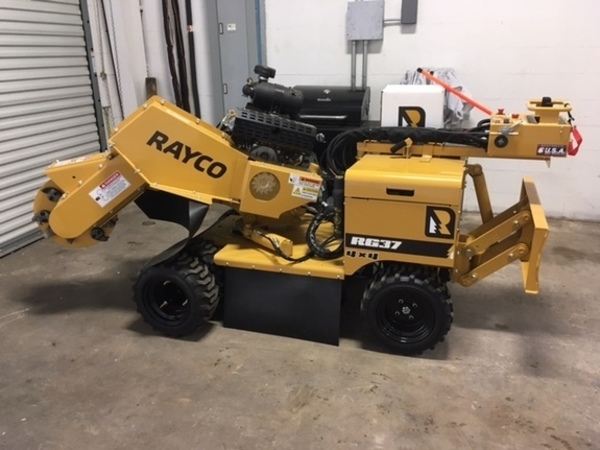 2019 Rayco RG37 Forestry and Mining