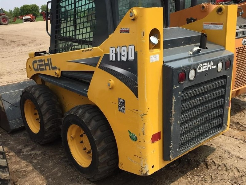 Used Skid Steers for Sale   Machinery Pete