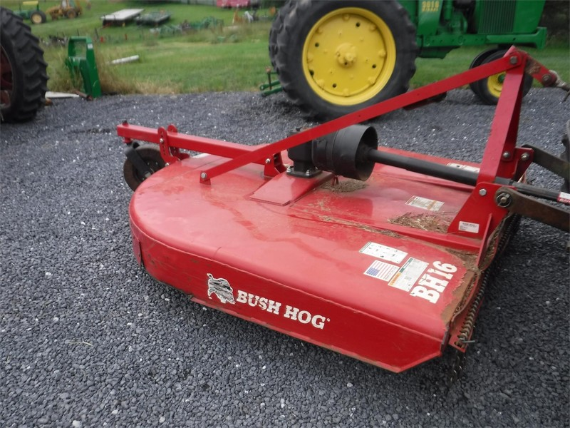 Used Bush Hog BH6 Rotary Cutters for Sale | Machinery Pete