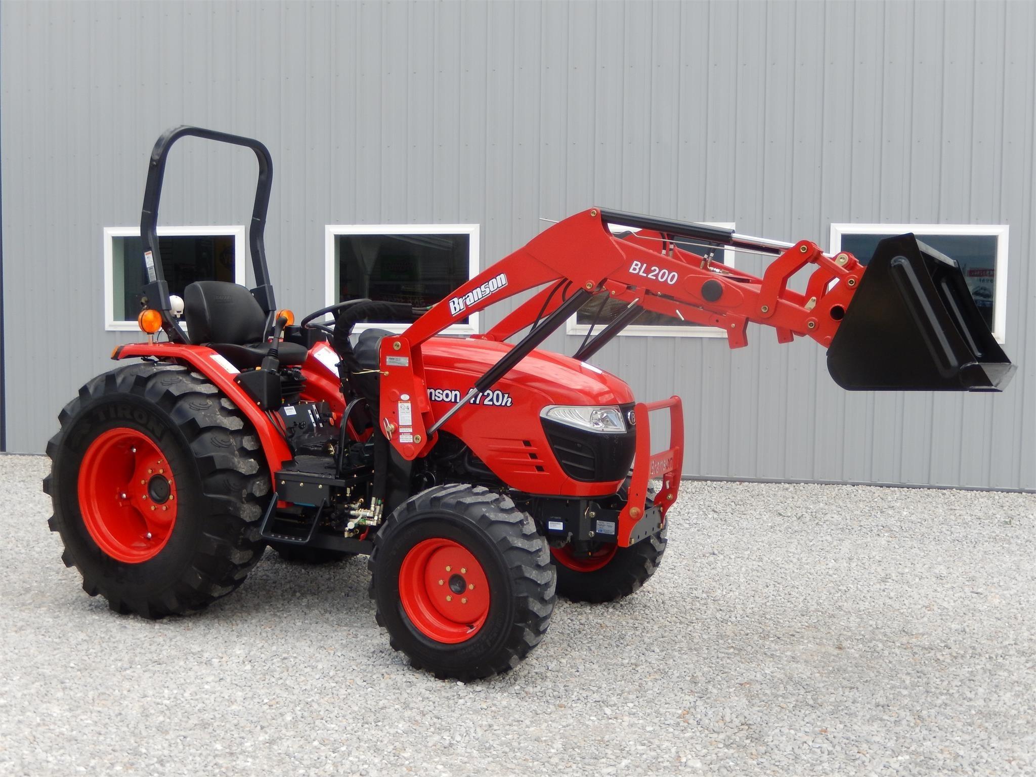 2020 Branson 4720H Tractor