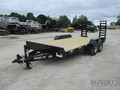2020 Rice FMEHR8218 Flatbed Trailer