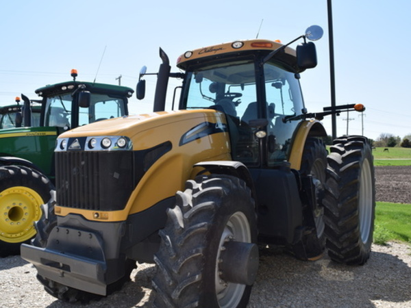 2010 Challenger MT645C Tractor