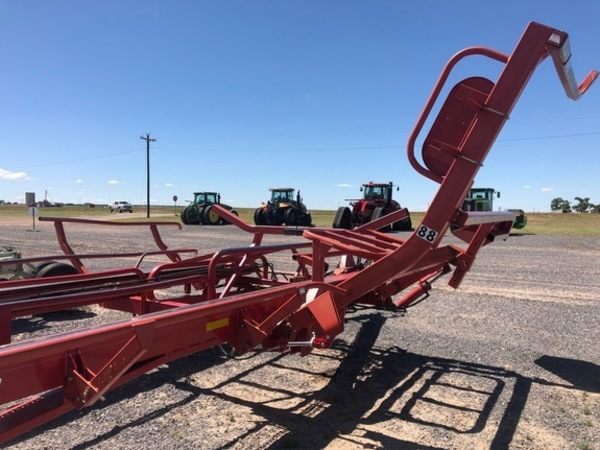 2014 Morris 1400 Loader and Skid Steer Attachment