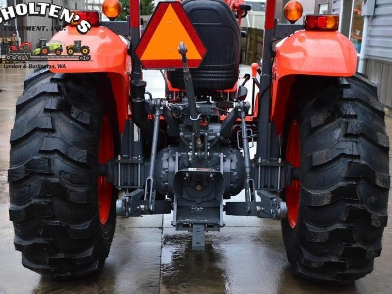 2019 Kubota M5660SUH Tractor - Lynden, Washington | Machinery Pete