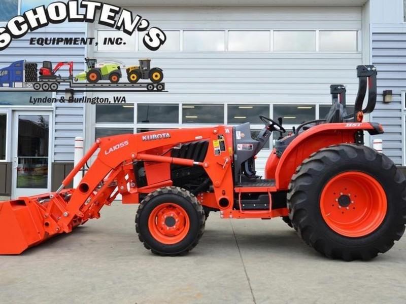 Scholten's Equipment, Inc  - Lynden - Lynden, WA   Machinery