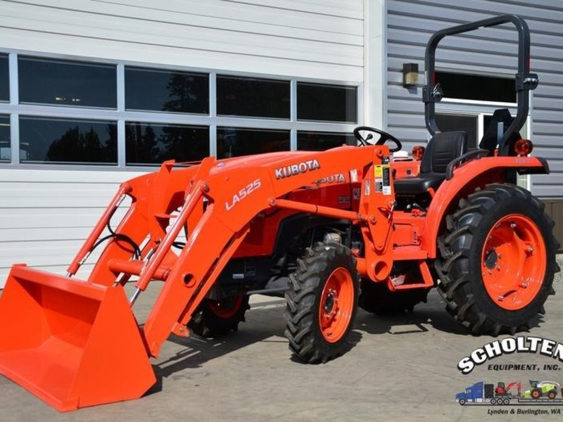 2019 Kubota L2501 Tractor - Lynden, Washington | Machinery Pete