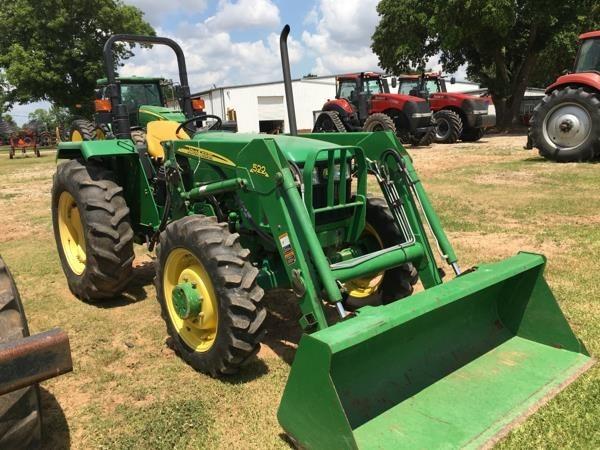 2007 John Deere 5203 Tractor