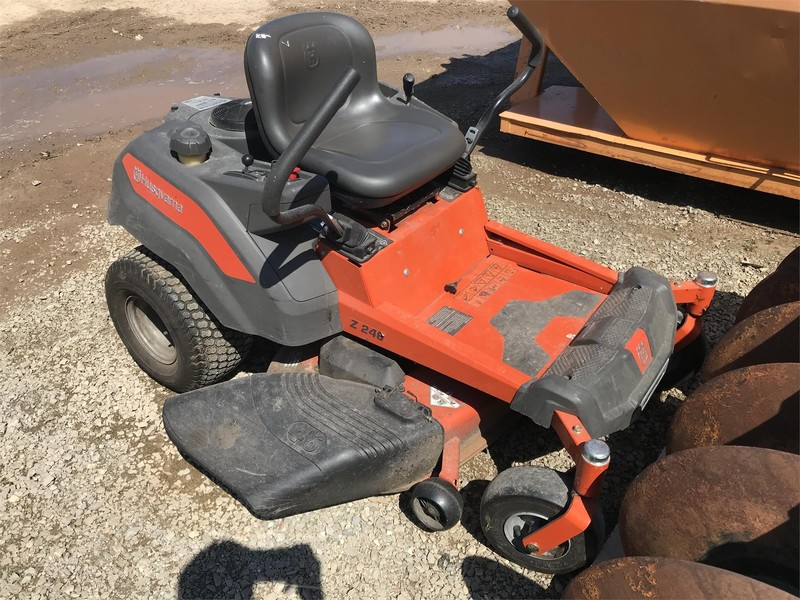 Used Husqvarna Z246 Lawn and Garden for Sale | Machinery Pete