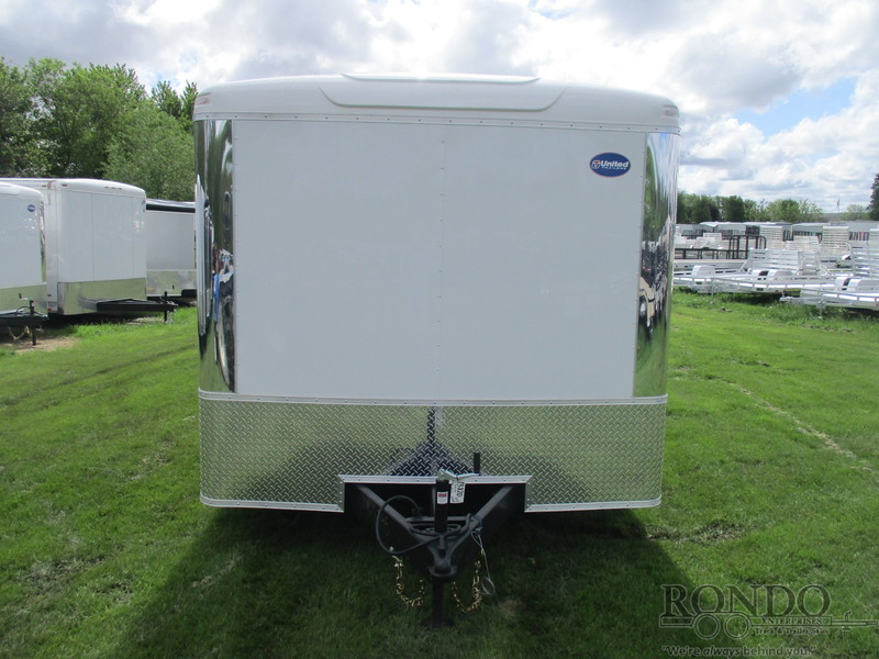 2020 United ULT-8.524TA50-S Box Trailer
