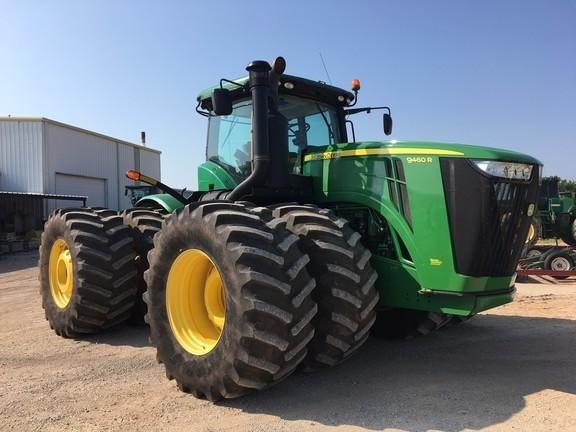 2013 John Deere 9460R Tractor