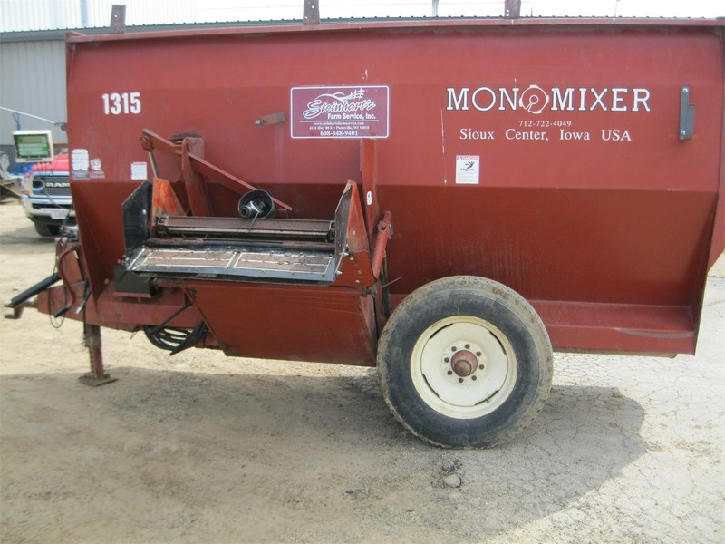 Mono-Mixer 1315 Grinders and Mixer