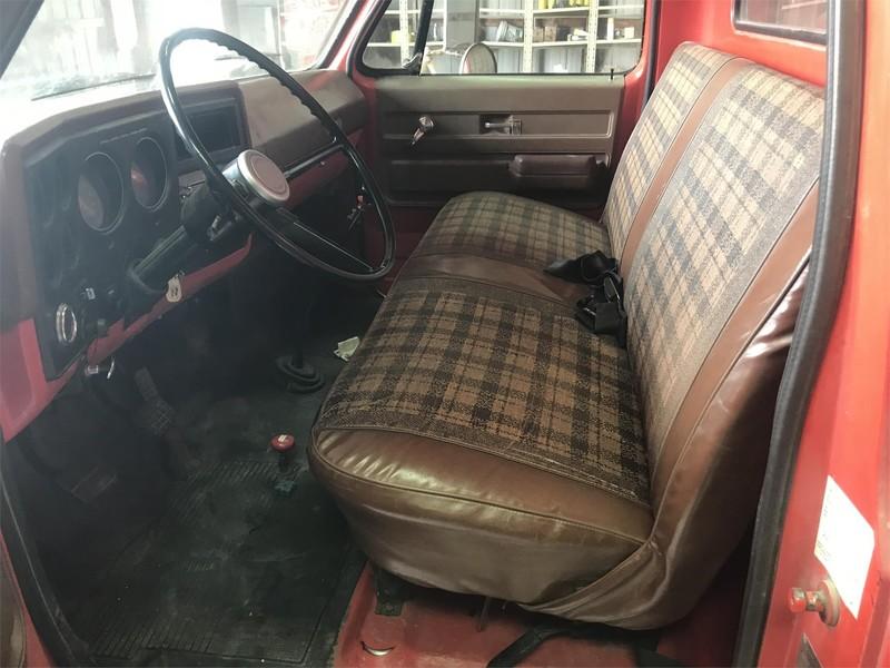 1975 Chevrolet C60 Pickup