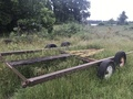Donahue Trailers 201 Flatbed Trailer