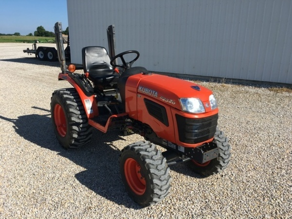 Used Kubota B2320 Tractors for Sale | Machinery Pete