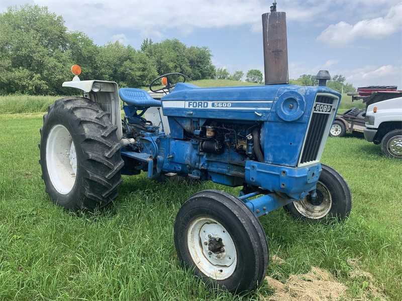 Used Ford 5600 Tractors for Sale | Machinery Pete  Ford Tractor Wiring Harness on