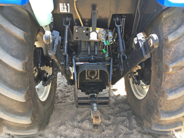 2009 New Holland TD5050 Tractor