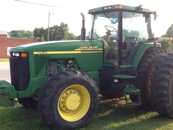John Deere 8410 Tractor