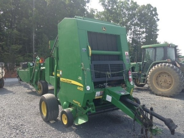 John Deere 468 Silage Special Round Balers for Sale