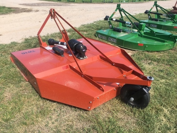 Used Rhino TW16 Rotary Cutters for Sale | Machinery Pete