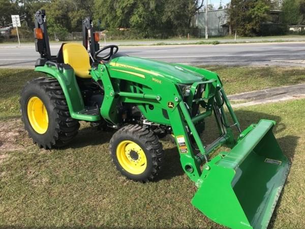 2019 John Deere 3038E TRACTOR PACKAGE Tractor