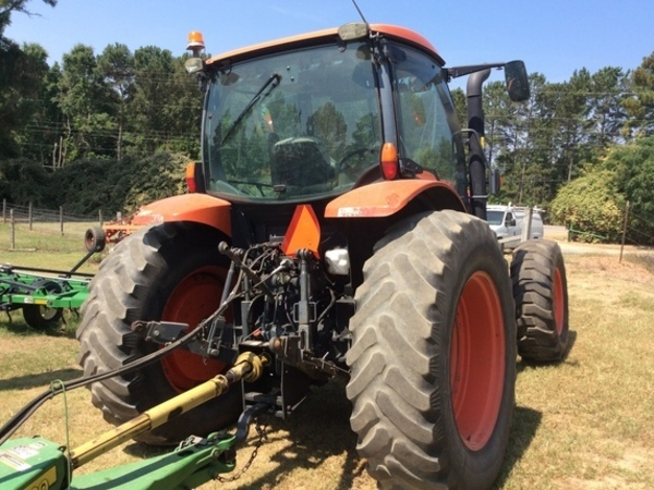 2014 Kubota M135GX Tractor