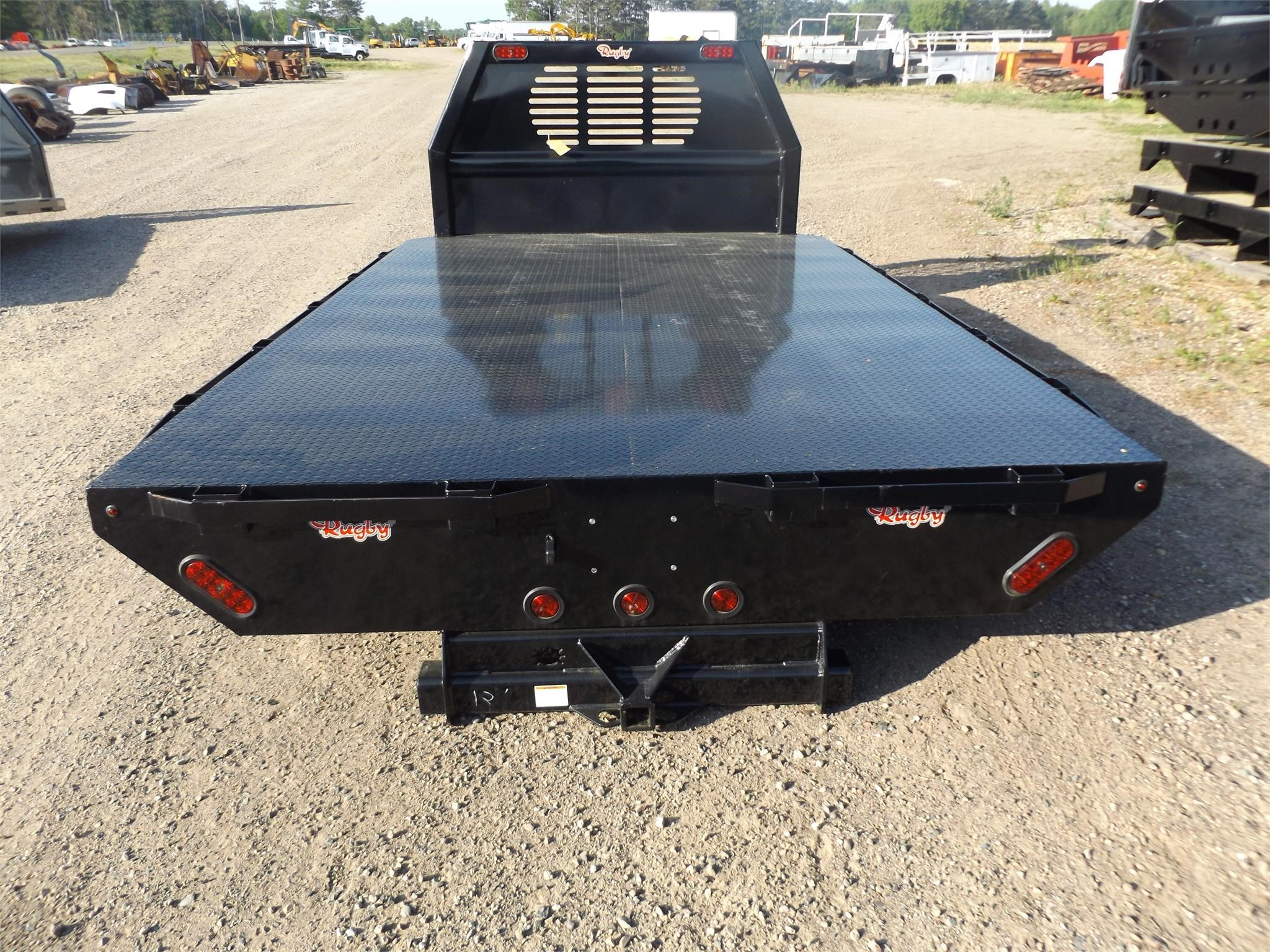 2020 Rugby 12 FT Truck Bed