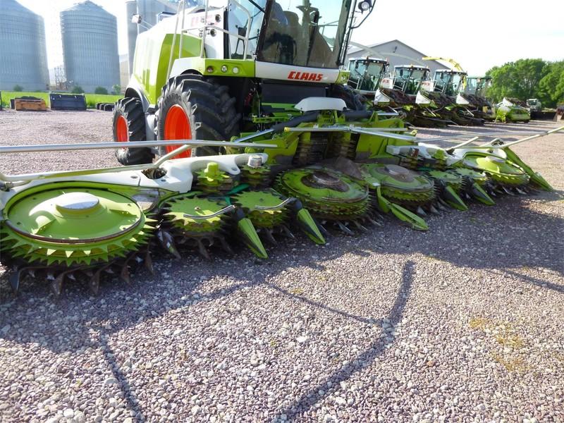 2015 Claas ORBIS 900 Forage Harvester Head