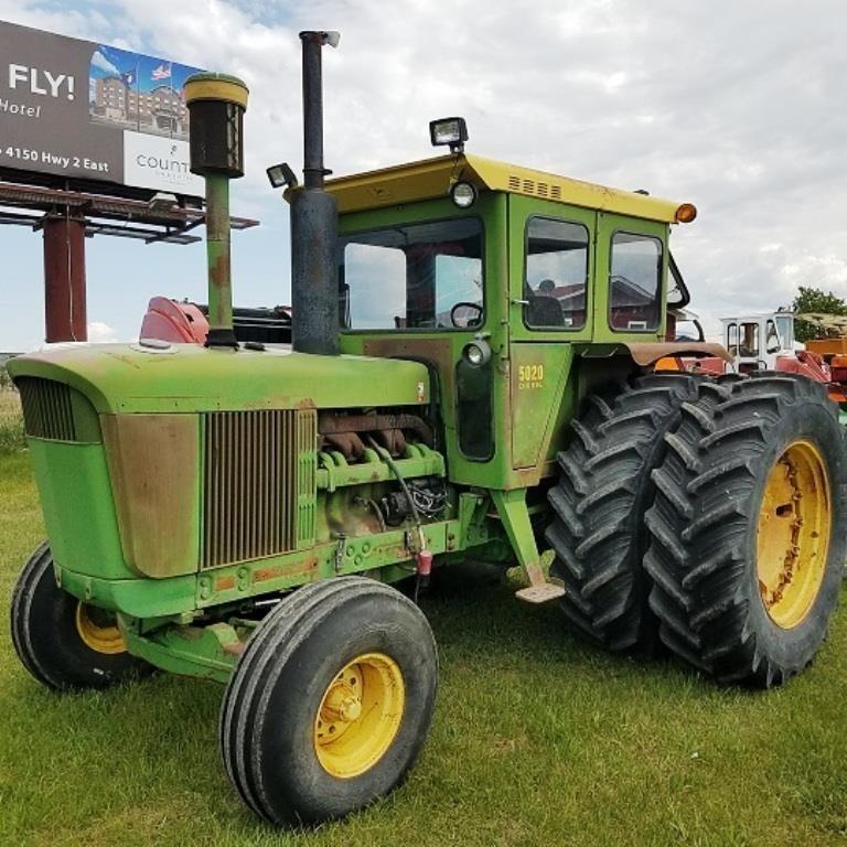John Deere 5020 Tractor