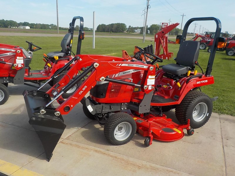 Used Massey Ferguson GC1705 Tractors for Sale | Machinery Pete