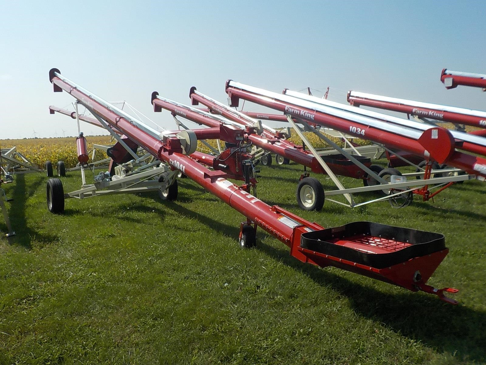 2017 Farm King CX1041 Augers and Conveyor