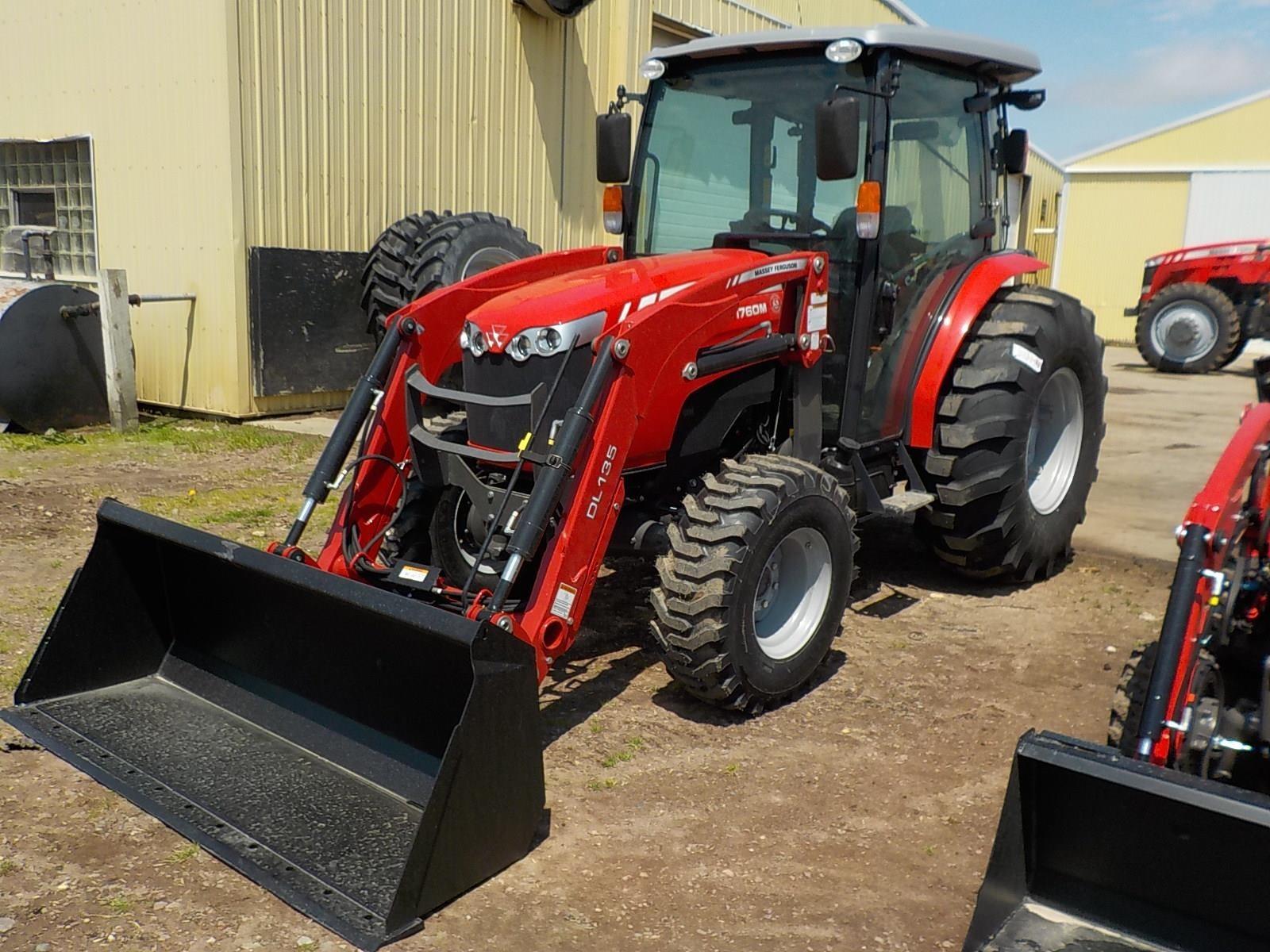2019 Massey Ferguson 1760M Tractor