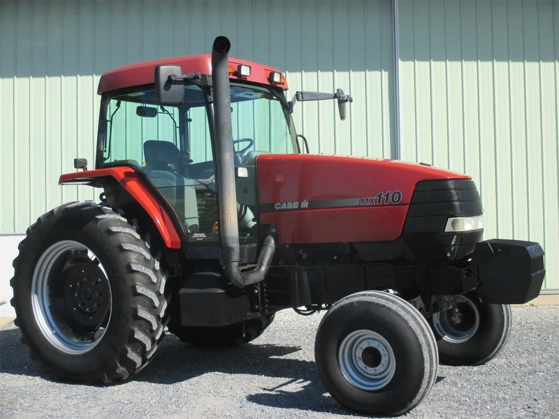 1999 Case IH MX110 Tractor