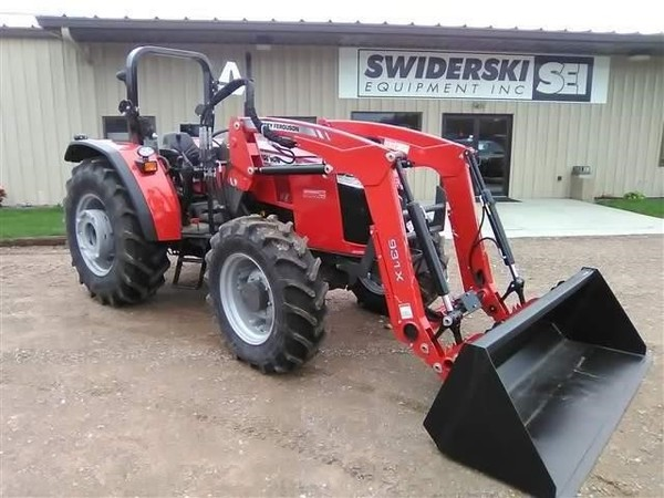 Used Massey Ferguson 4707 Tractors for Sale   Machinery Pete