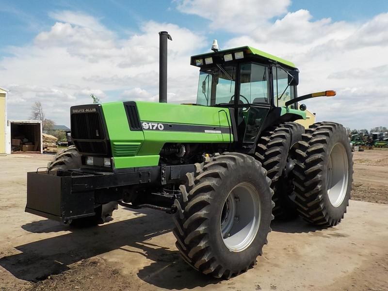 1989 Deutz-Allis 9170 Tractor