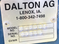 2015 Dalton Ag Products Nutrient Applicator Toolbar