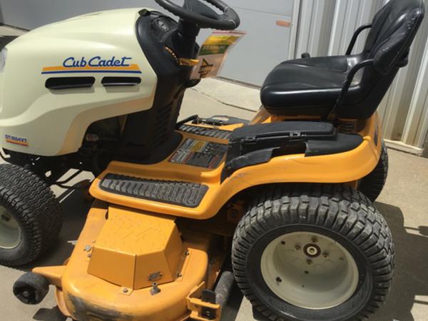 2012 Cub Cadet GT1554VT Lawn and Garden