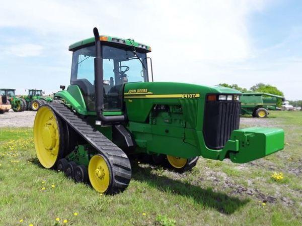 2001 John Deere 8410T Tractor
