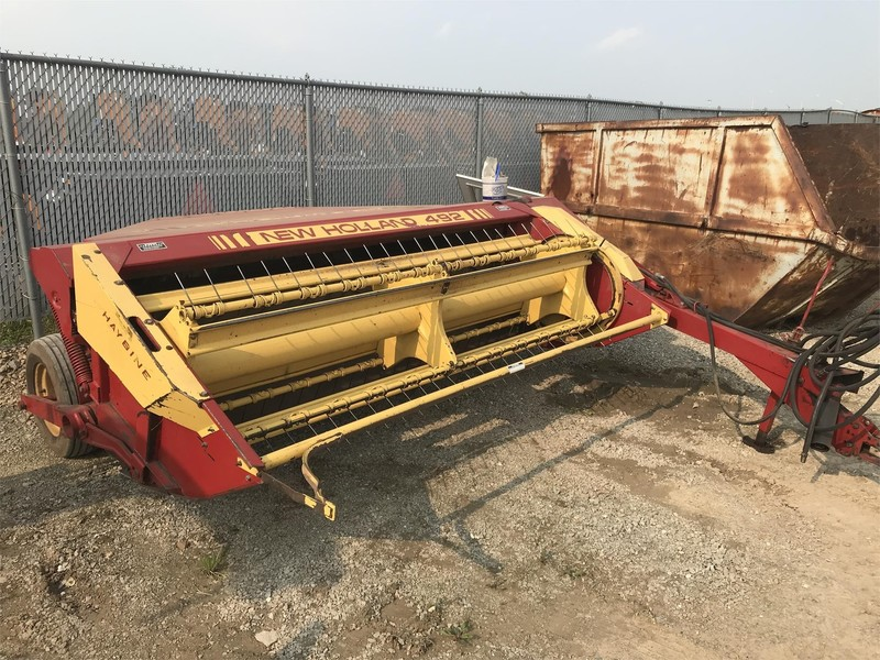 Used New Holland 492 Mower Conditioners for Sale   Machinery Pete