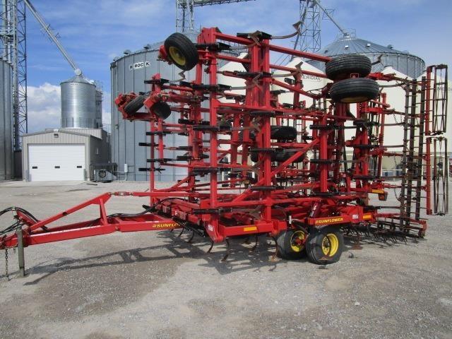 2007 Sunflower 5055-50 Field Cultivator