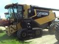 2010 Lexion 585R Combine