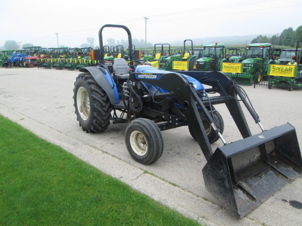 2011 New Holland T4020 Tractor