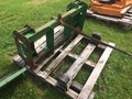 1995 John Deere 600/700 Loader and Skid Steer Attachment